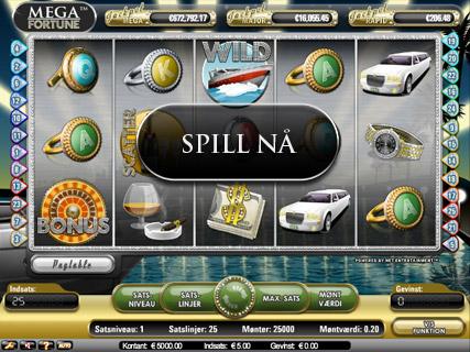 Spill test vinne penger